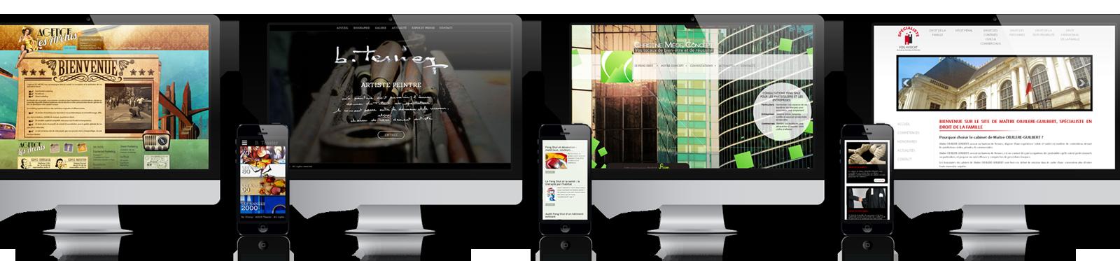 Webdesign et responsive design 01