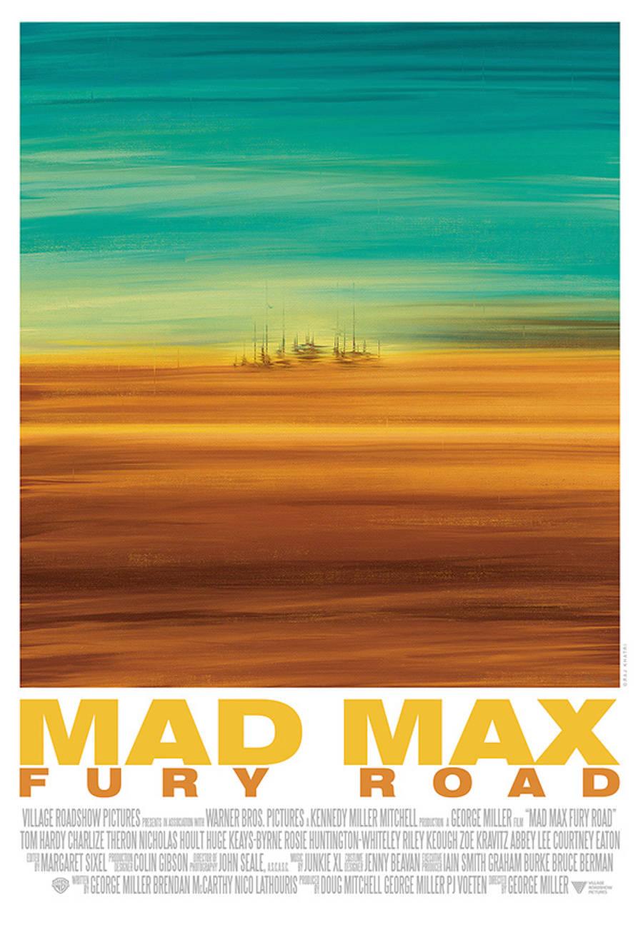 Mad Max : Fury Road de Raj Khatri