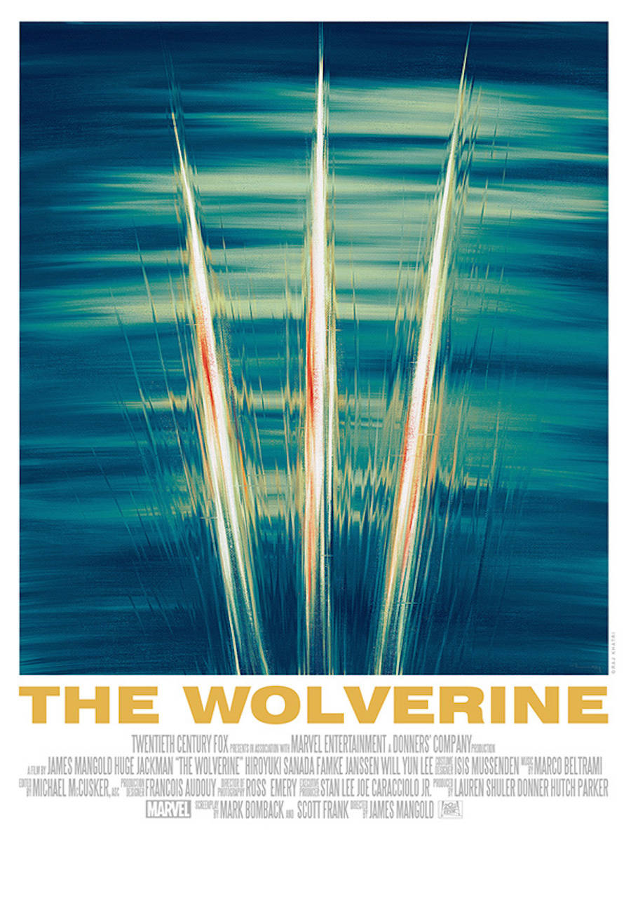 The wolverine de Raj Khatr