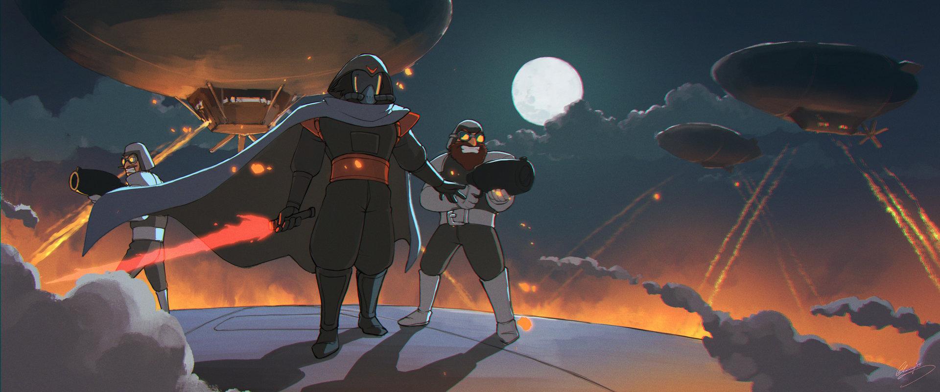 Et si le studio Ghibli avait réalisé Star Wars ?!