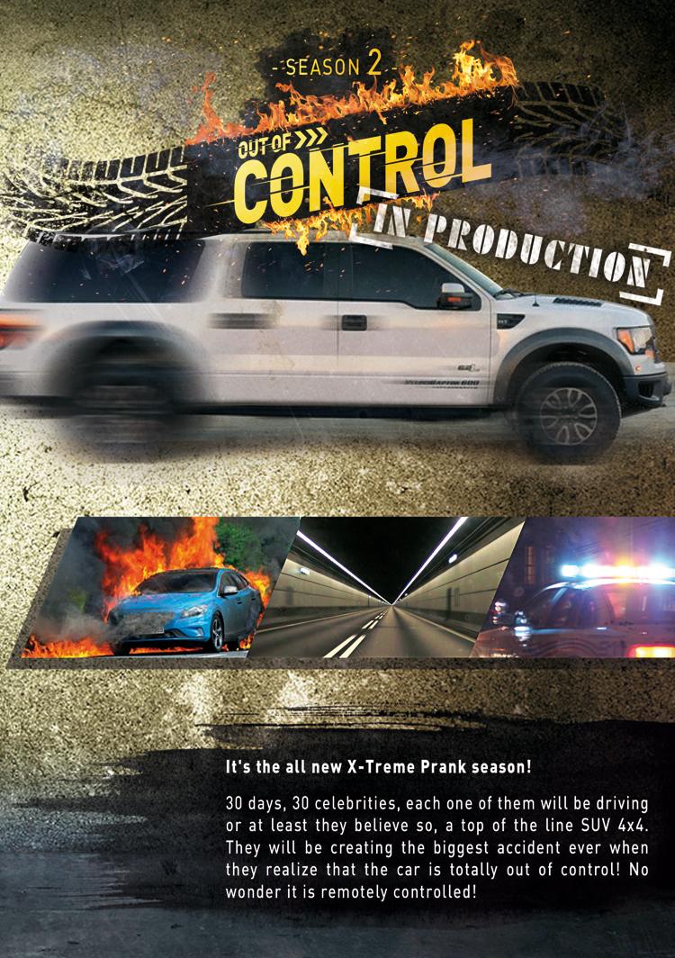 Plaquette de presentation X-Prank Show  p3