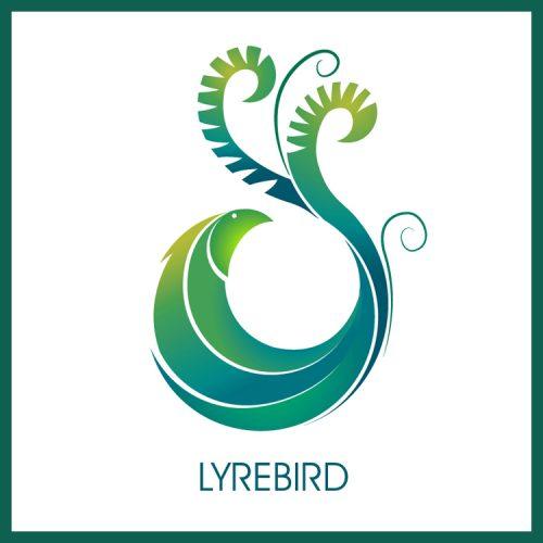 Logo Lyrebird