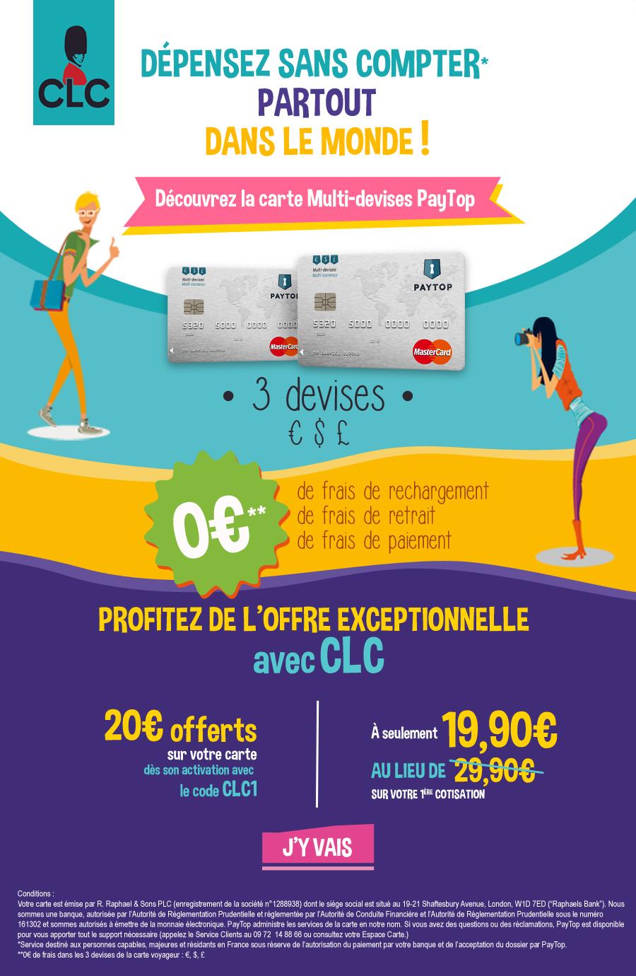 Flyer partenaire CLC